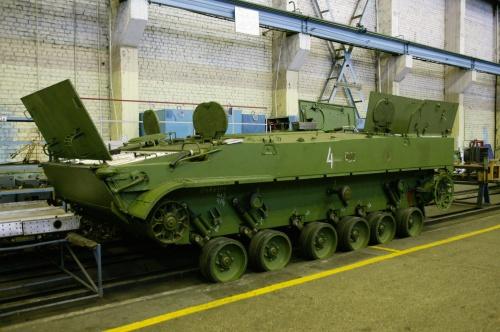 Боевая машина пехоты БМП-3 (28 фото)