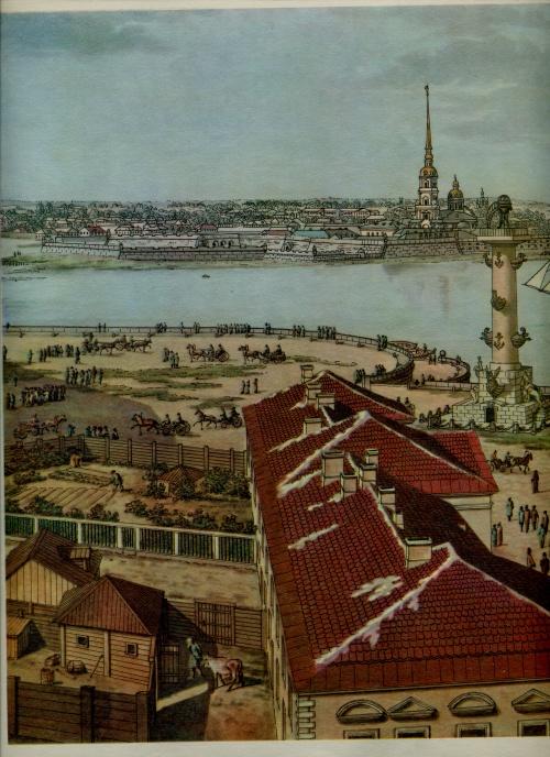 Панорама Петербурга 1820 года (23 фото)