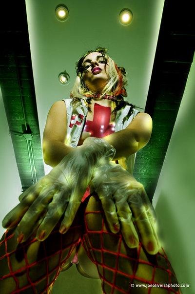 Фотографии профессиональных фотографов - Fashion, гламур, креатив, арт (Часть 19) (243 фото)