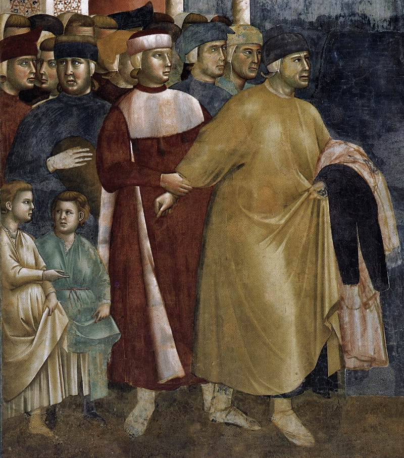 a biography and life work of giotto an italian painter Italian sculptor donatello was the greatest florentine sculptor before michelangelo (1475–1564) and was the most influential individual artist of the 15th century in italy born in florence.