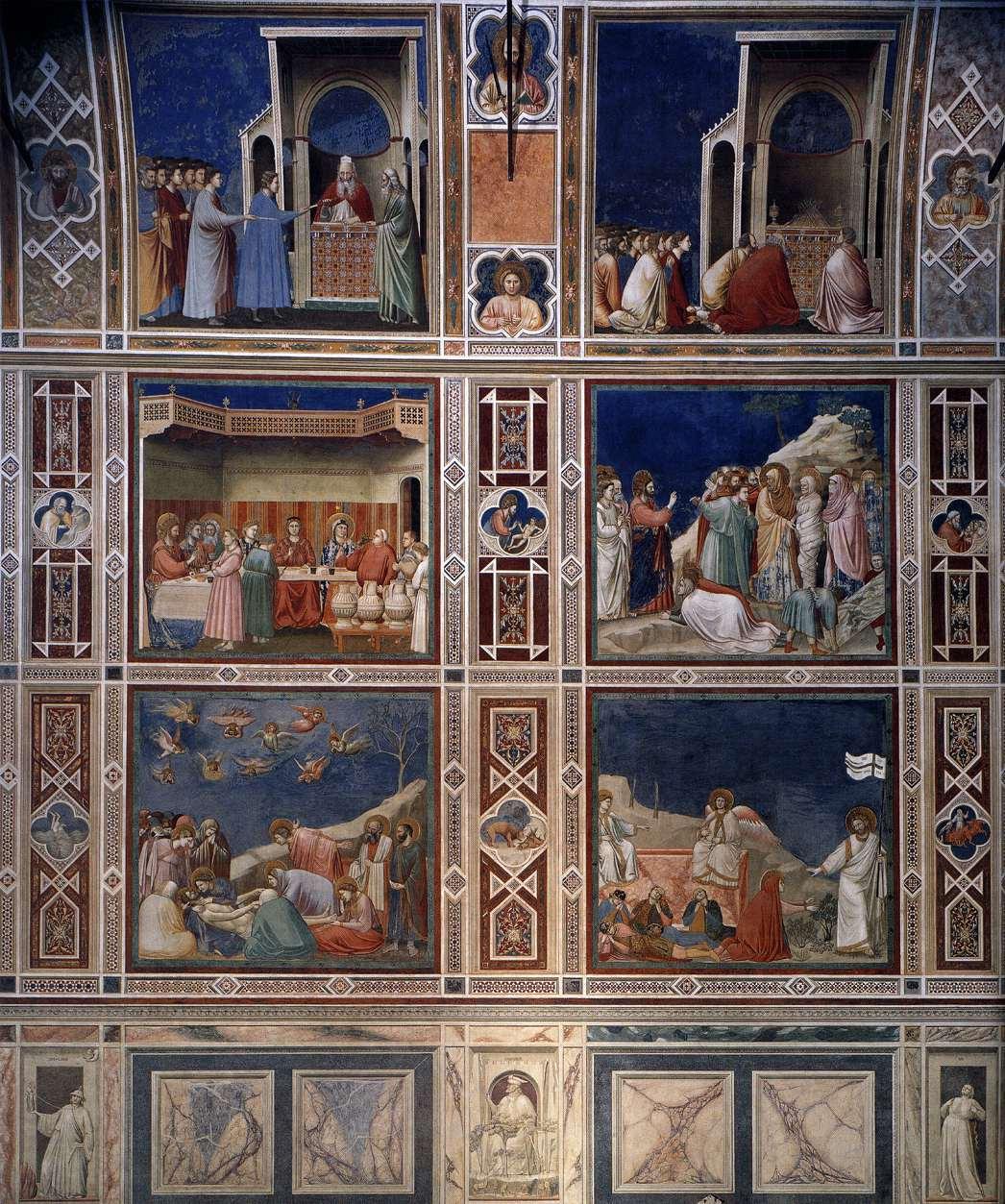 Giotto Arena Scrovegni Chapel part 4