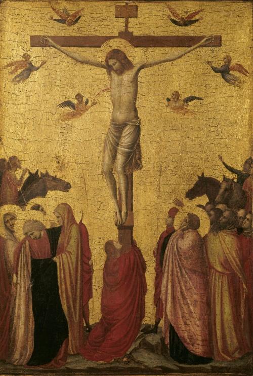 Artworks by Giotto di Bondone (267 фото)