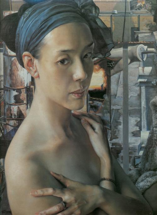 Художник Yuqi Wang (56 фото)
