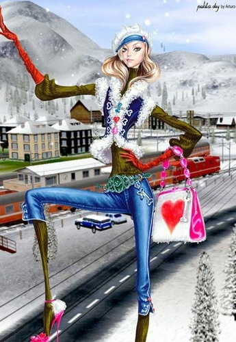Fashion Illustrator Arturo Elena (356 фото)