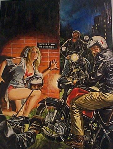Художник-иллюстратор Norm Eastman (103 работ)