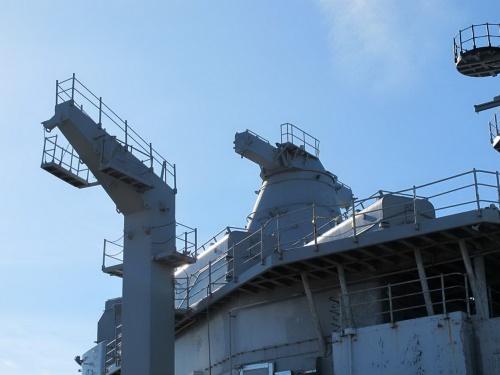 Фотообзор - американский линкор USS Iowa (312 фото)