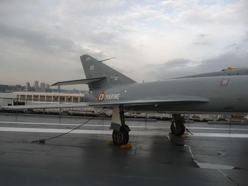 Фотообзор - французский истребитель-бомбардировщик Dassault Etendard IV M (62 фото)