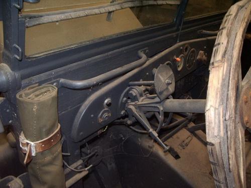 Фотообзор - немецкий грузовой автомобиль Krupp Kfz81 Protze (45 фото)