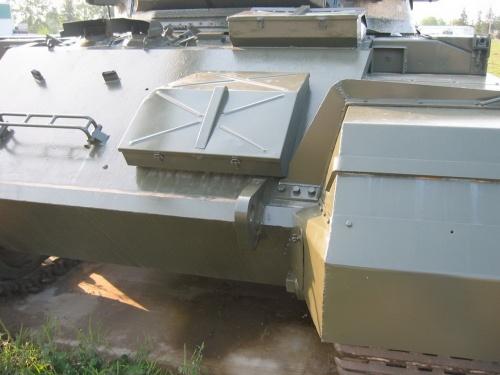 Фотообзор - британский основной боевой танк Centurion III (25 фото)