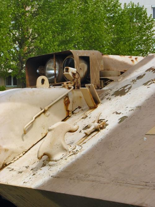Фотообзор - китайский основной боевой танк Т-69 (113 фото)