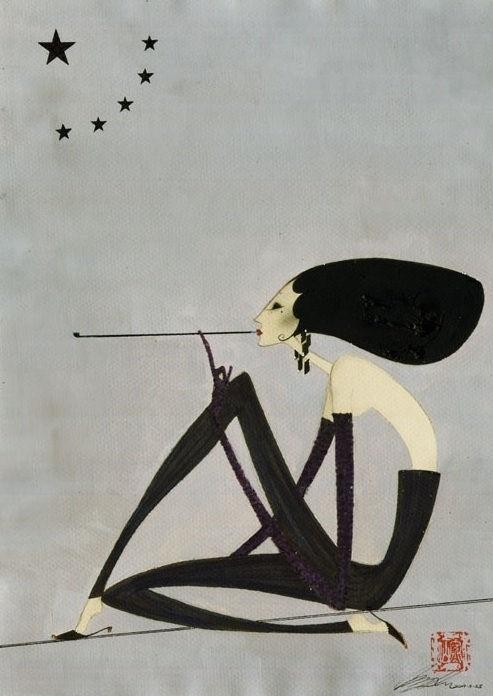 Традиционные китайские иллюстрации Кима Сюй (Kim Xu) (100 работ)