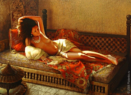 Коллекция работ художника Станислава Плутенко (28 фото)