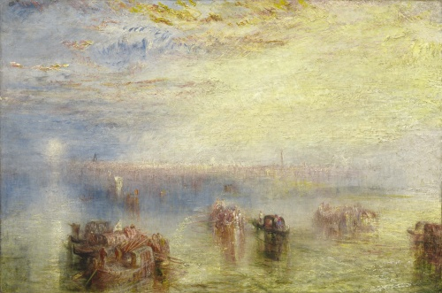 Artworks by J.M.W. Turner (1775–1851) (336 работ)