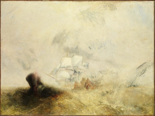 Artworks by J.M.W. Turner (1775–1851) (336 фото)