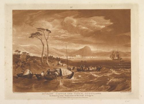 Artworks by J.M.W. Turner (1775–1851) (336 фото)