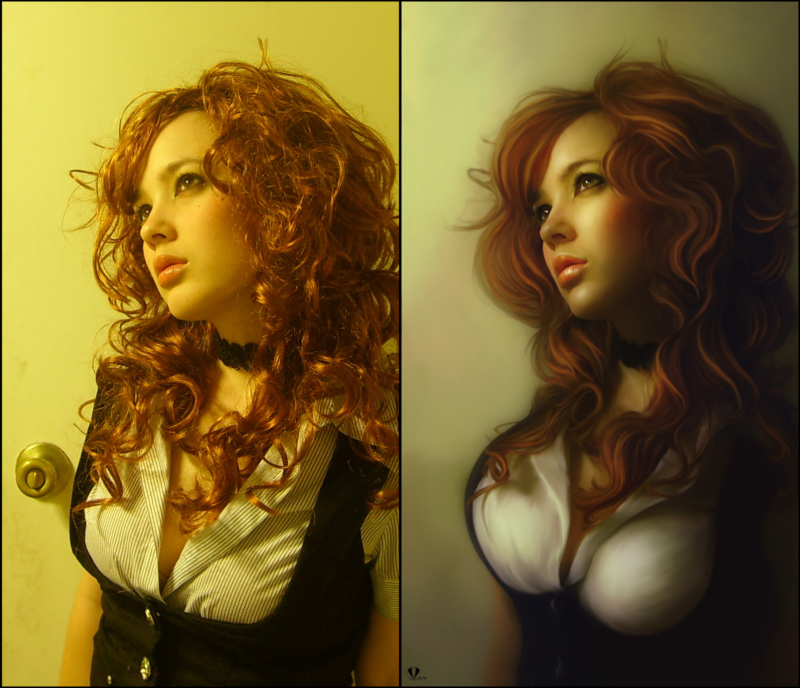 Пошагово как обработать фото в стиле арт