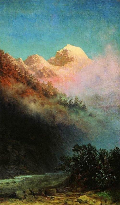 Собрание работ Куинджи Архипа Ивановича / Collection of works of Kuindgy Arkhip Ivanovich (184 работ)
