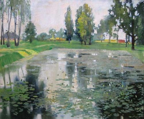 Работы художницы Александры Недзвецкой (64 фото)