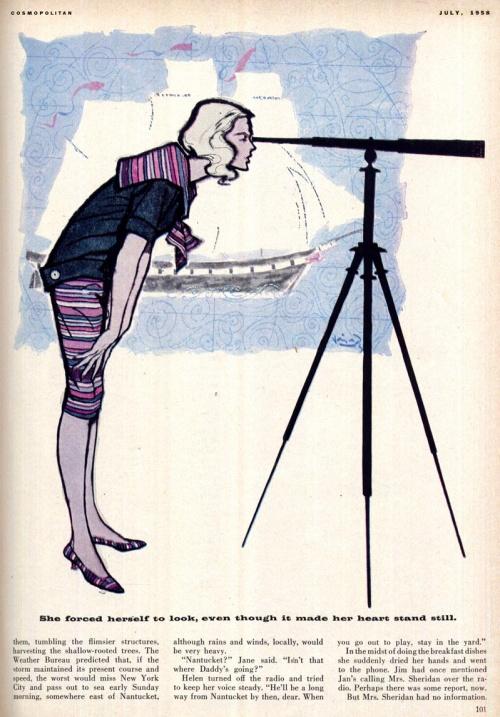 Американский художник-иллюстратор Frederic Varady (37 фото)