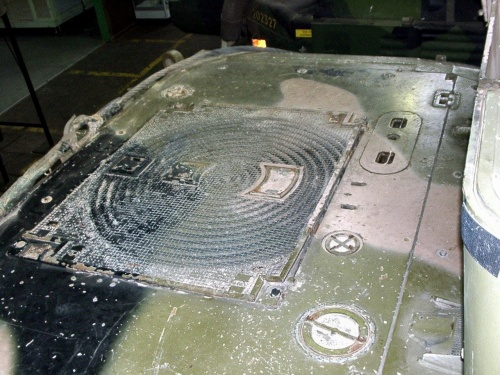 Фотообзор - немецкий основной боевой танк Leopard AS1 (116 фото)