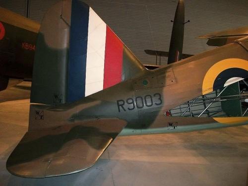 Фотообзор - британский многоцелевой самолет Westland Lysander Mk.III (45 фото)