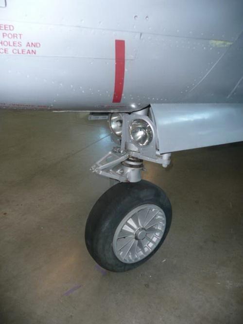 Фотообзор - американский истребитель Lockheed F-80B Shooting Star (66 фото)