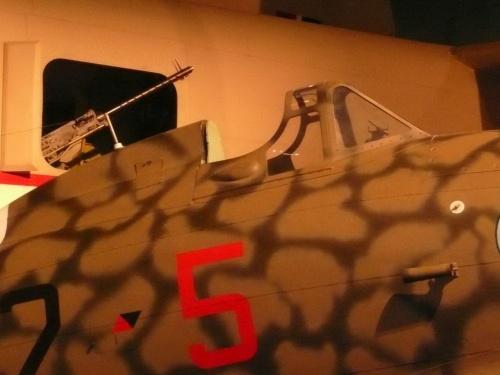 Фотообзор - итальянский истребитель Macchi MC.200 Saetta (44 фото)