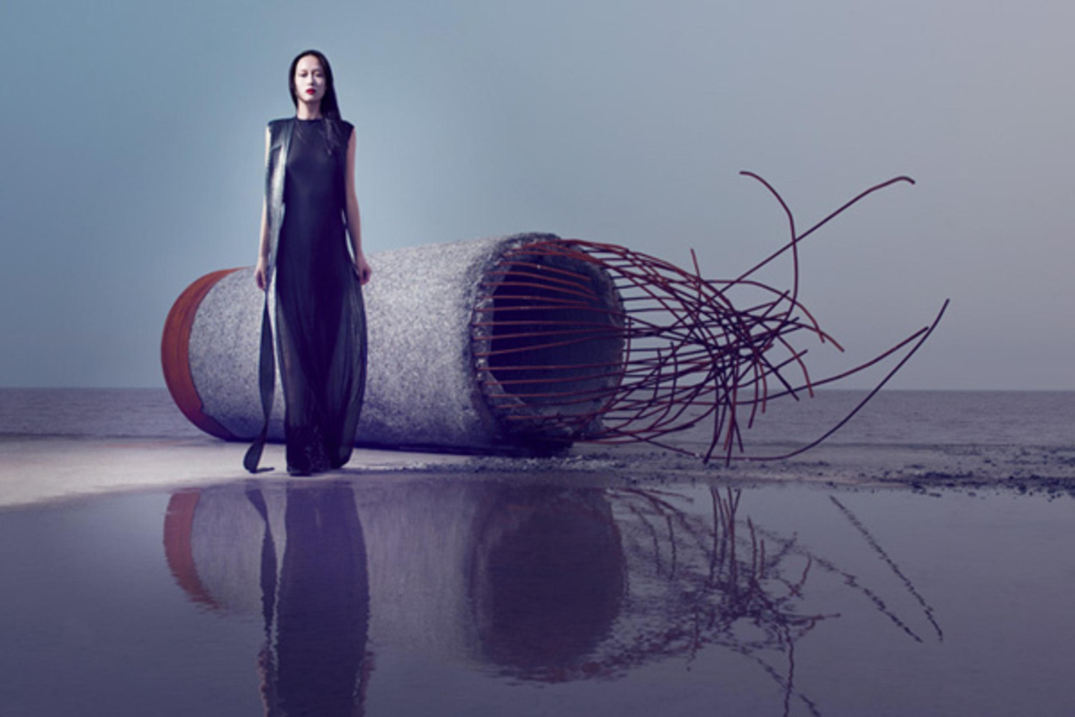 Qiu hao fashion designer 97