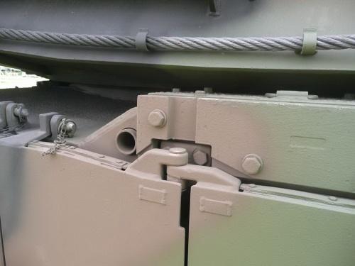 Фотообзор - американский основной боевой танк M1A2SEP Abrams (84 фото)