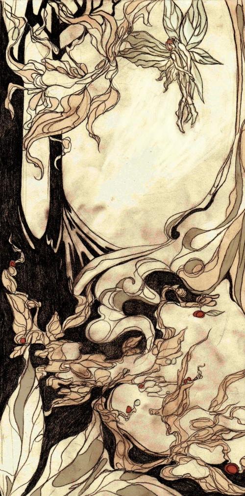 Иллюстратор Kate Baylay (82 фото)