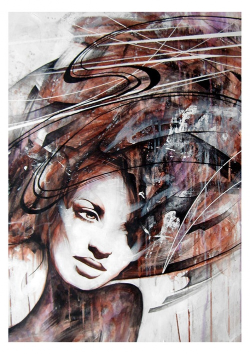 ART by Danny O'Connor, United Kingdom (50 работ)
