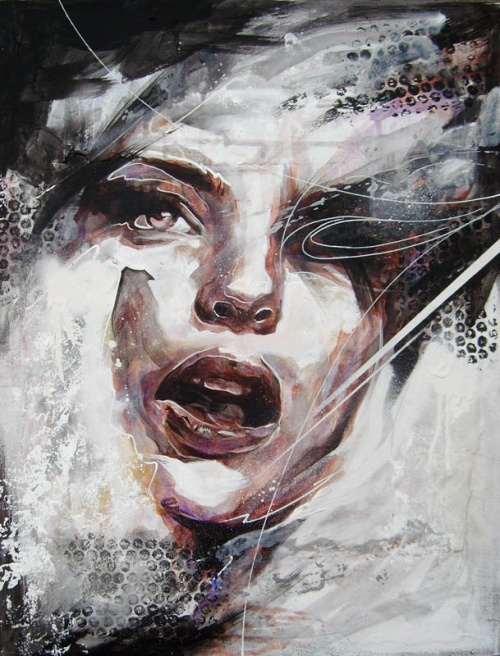 ART by Danny O'Connor, United Kingdom (50 фото)