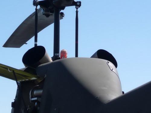 Фотообзор - американский легкий вертолет Bell OH-58A Kiowa (80 фото)