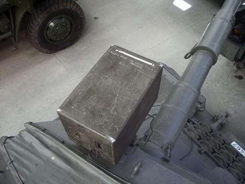 Фотообзор - немецкий основной боевой танк Leopard1A4 (76 фото)