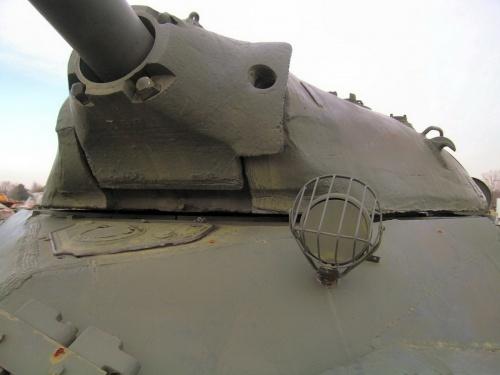 Фотообзор - советский тяжелый танк ИС-3 (65 фото)