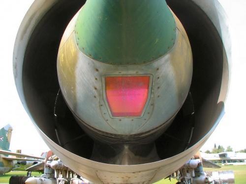 Фотообзор - советский штурмовик СУ-22М3 (130 фото)