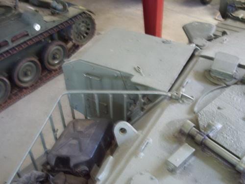 Фотообзор - британский основной боевой танк Chieftain Mk 6 (80 фото)