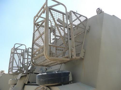 Фотообзор - израильская САУ L-33 Roem (124 фото)