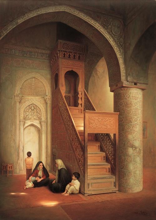 Коллекция работ художника Majid Arvari (24 работ)