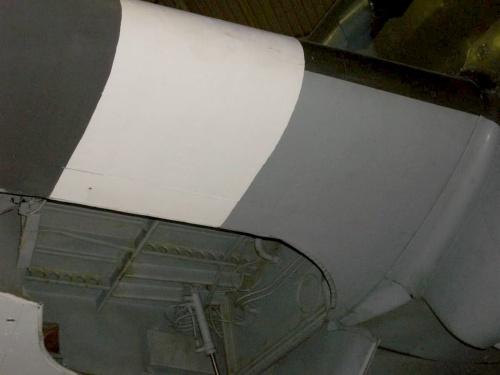 Фотообзор - британский истребитель-бомбардировщик Hawker Typhoon IB (24 фото)