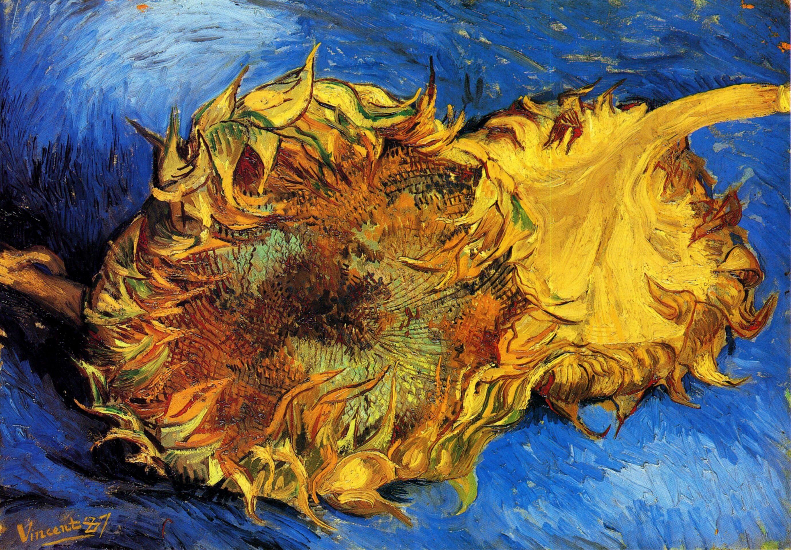 Винсент Ван Гог Vincent Van Gogh 2035 работ 187 Страница