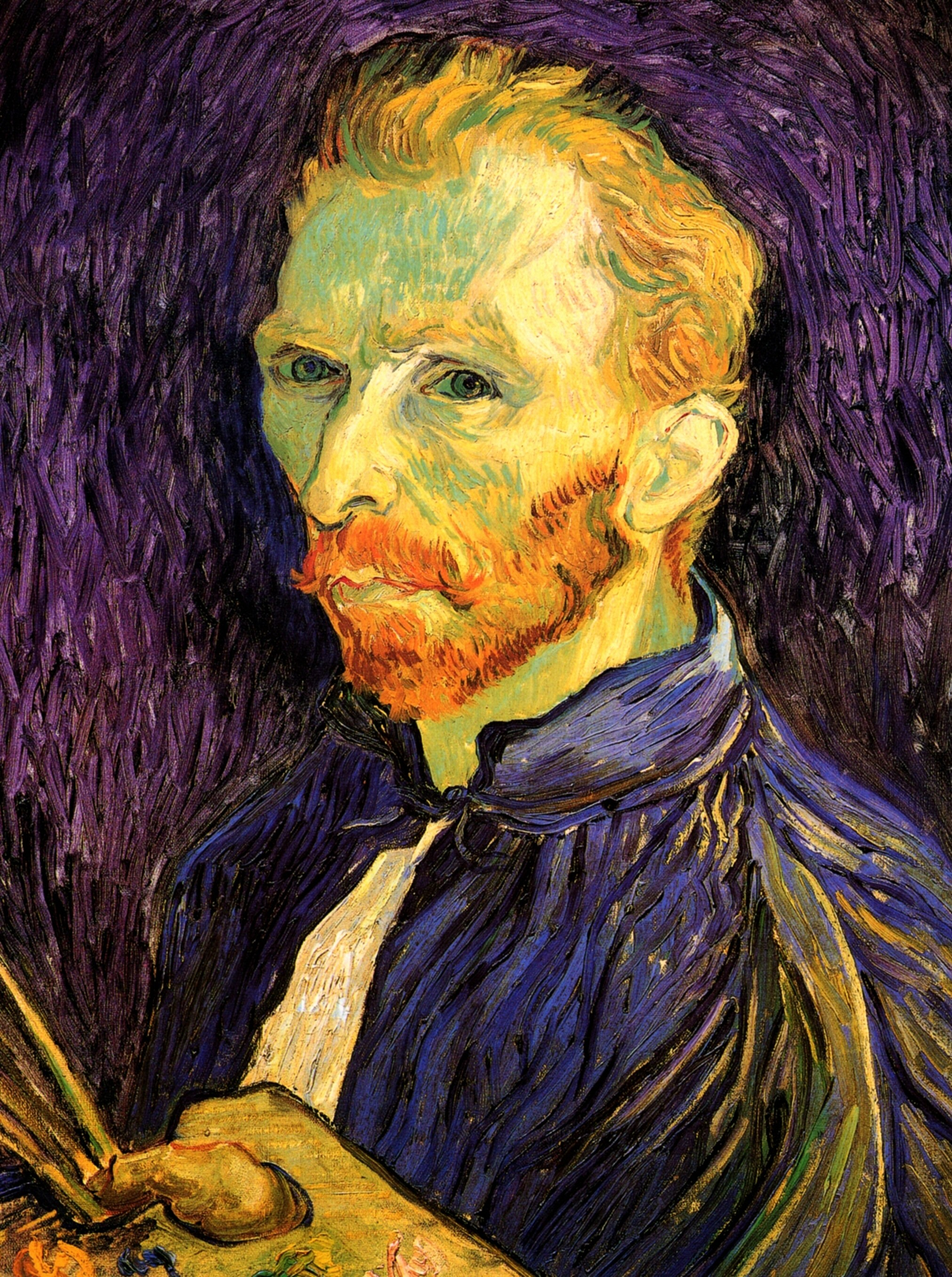 "the reason behind vincent van goghs suicide Vincent van gogh visually depicted check out the full ted-ed lesson ""the unexpected math behind van gogh's ""starry night"" that these for any reason."