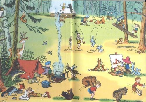 Любимые художники нашего детства Владимир Григорьевич Сутеев (106 работ)