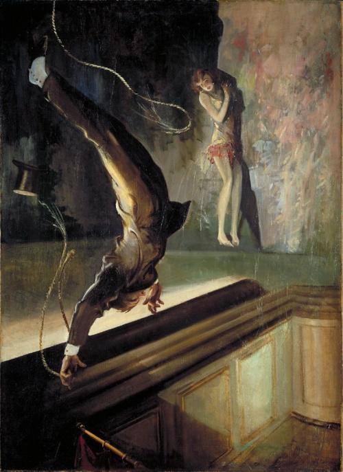 Работы художника Everett Shinn (129 работ)
