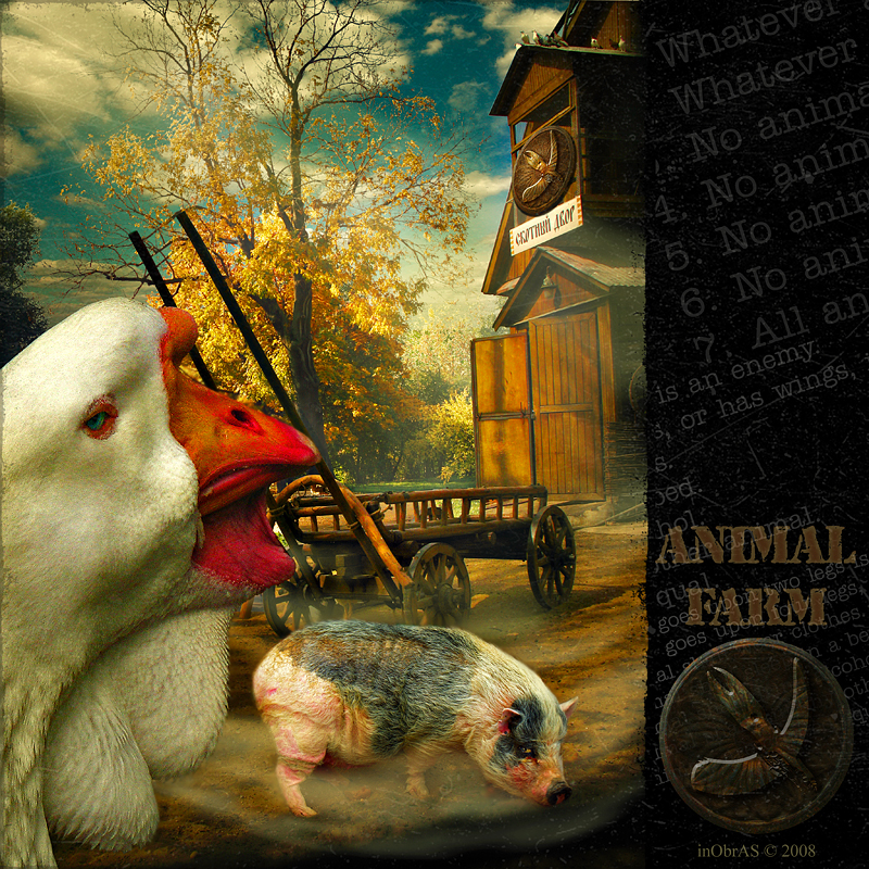 thesis of animal farm Thesis animal farm since 1989 our certified professional essay writers have assisted tens of thousands of clients to land great jobs and advance their careers through strategically written works.