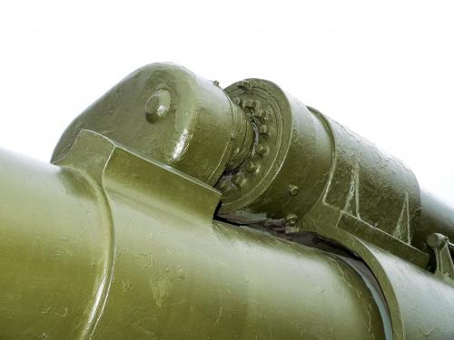 Фотообзор - советская гаубица Б-4 калибра 203 мм (263 фото)