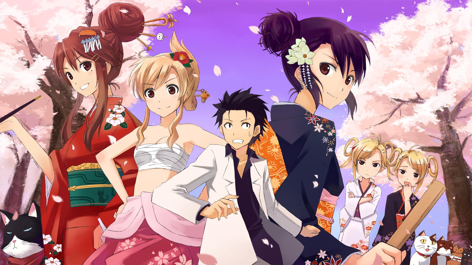 Смотреть японское аниме жесть 3 фотография