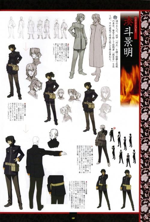 Full Metal Daemon Muramasa (114 работ)