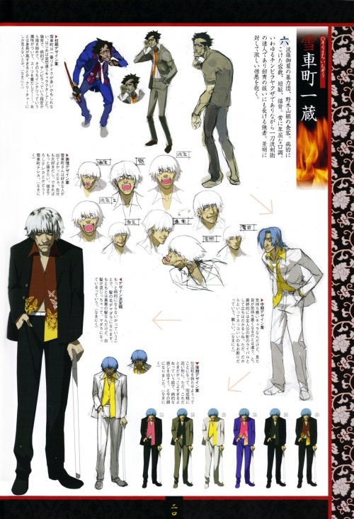 Full Metal Daemon Muramasa (114 фото)