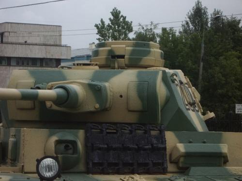 Фотообзор - немецкий средний танк PzKpfw III Ausf.J (35 фото)